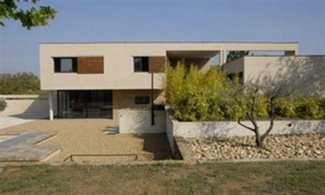 terrasse béton ciré 3095 architectes saez archiliste