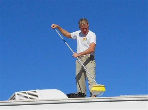 handled squeegee for solar panels rv tips and tricks make rving easy and