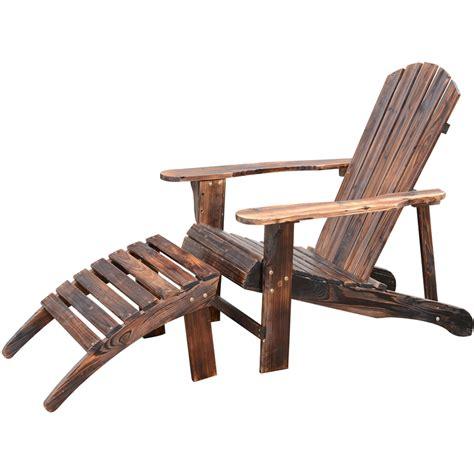 fauteuil chaise longue fauteuil de jardin adirondack chaise longue chaise plage