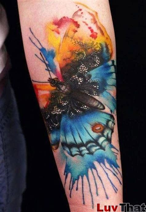 watercolor tattoo artists 25 amazing watercolor tattoos luvthat