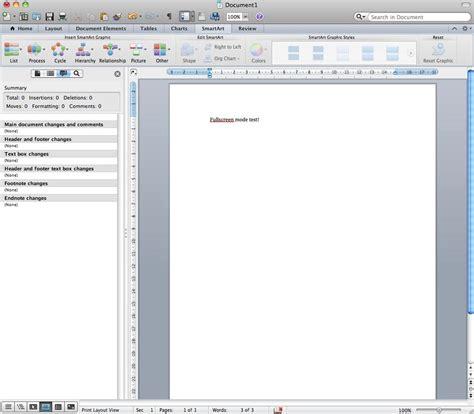 per mac microsoft word 2011 per mac