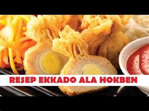 resep membuat salad sayur ala hokben resep chicken egg roll salad sayur ala hokben doovi