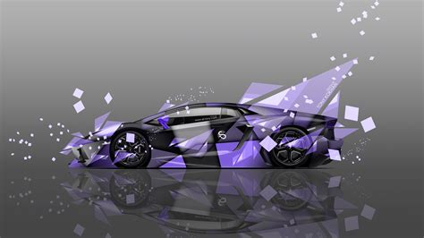 wallpaper abstract car 4k wallpapers lamborghini aventador side aerography car