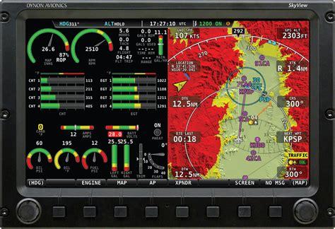 Monitor Lcd Skyview dynon avionics skyview system