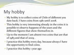 My Favourite Hobby Essay by My Hobby