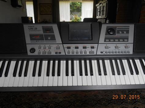 Keyboard Roland Va 3 Keyboard Workstation Roland Va 3 V Arranger 84 Voice