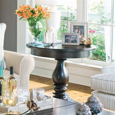 side table decor some simple tips for decorating round tables