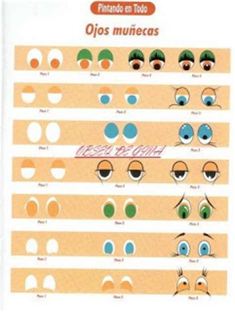 como pintar ojos de munecas como hacer ojos para mu 241 ecos o mu 241 ecas cositasconmesh