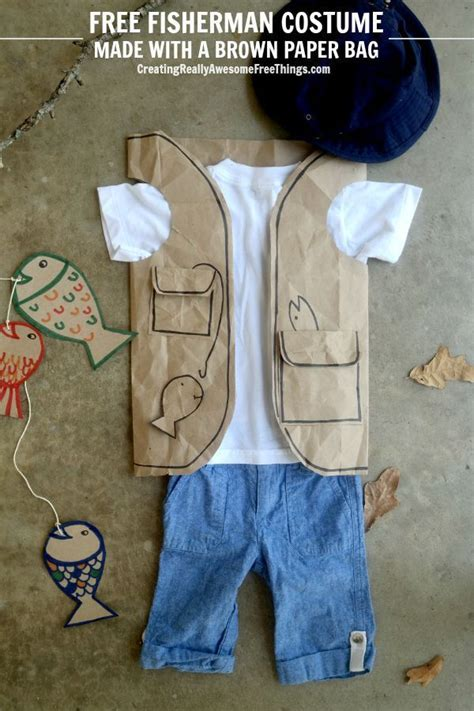 easy fisherman costume fisherman costume super easy