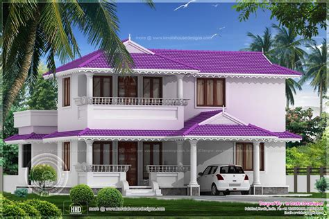 home design most beautiful houses in kerala beautiful 3 bedroom beautiful villa in 1968 sq ft kerala home