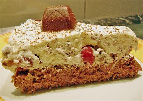 ferrero küsschen kuchen ferrero kusschen kuchen beliebte rezepte f 252 r kuchen und