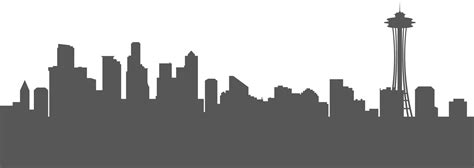 City Outline Vector by Skyline Outline Www Imgkid The Image Kid Has It