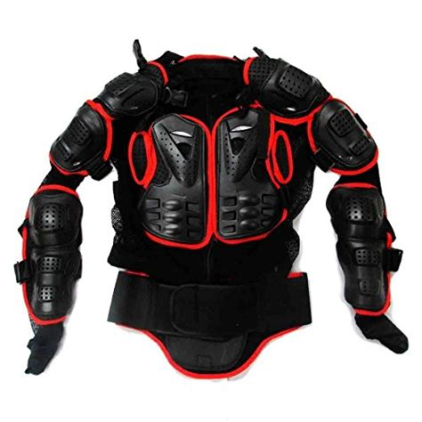 motocross safety gear motorcycle racing enduro body armor spine chest protective