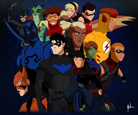 justicia joven imagenes hd young justice young justice pinterest seasons