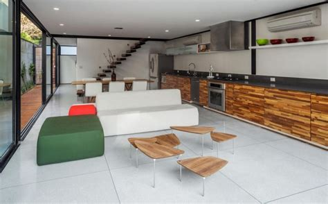 modern living room floor tiles make a statement with large floor tiles