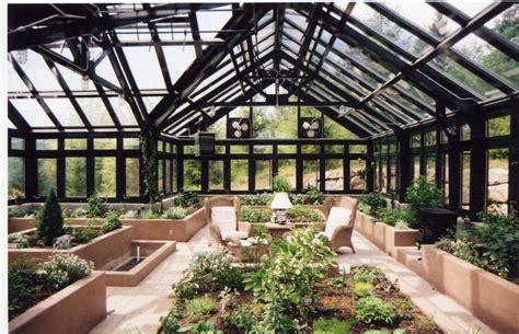 inside greenhouse ideas greenhouse living area home design pinterest