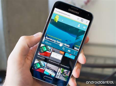 Samsung Multi Window how to use multi window on the samsung galaxy s5 android central