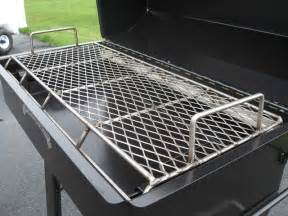 metal grill grates pr36 backyard bbq smoker meadow creek barbeques