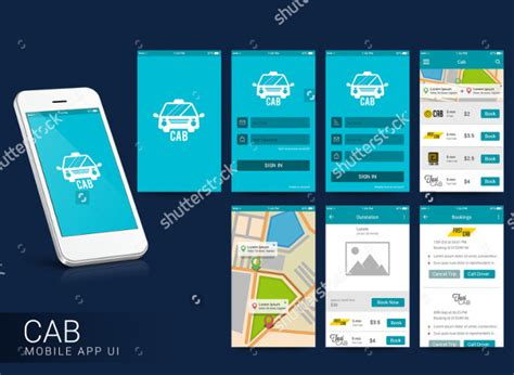 design mobile application free 21 mobile app ui designs psd download design trends