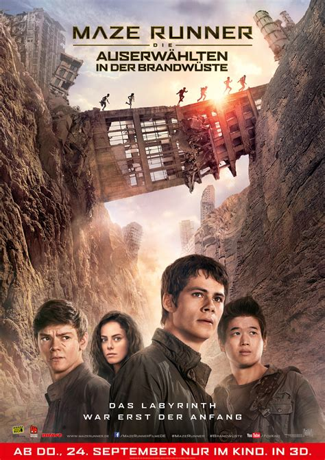 download film maze runner 2 gratis maze runner 2 die auserw 228 hlten in der brandw 252 ste film