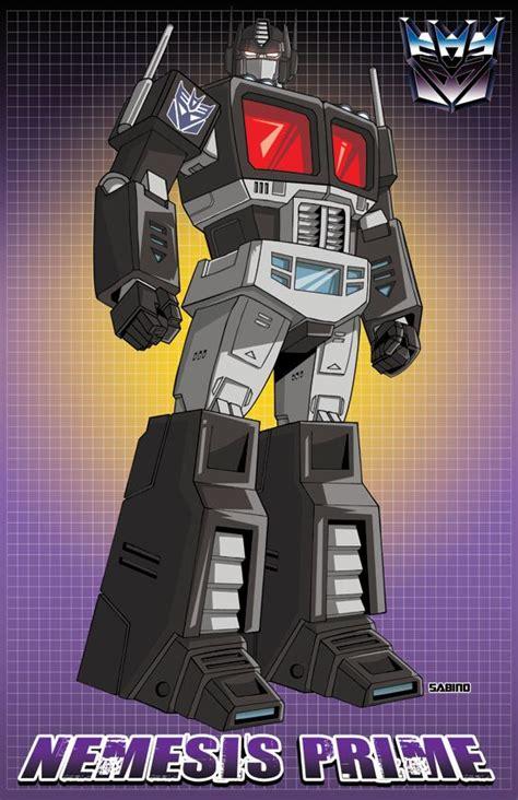 Transformers Nemesis Prime transformers deviantart and on