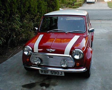 The Mini Cooper 1970 Mini Cooper
