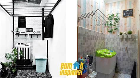 desain inspirasi tempat cuci  jemuran baju youtube