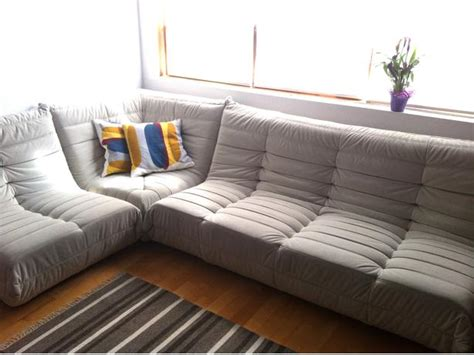Used Furniture Kitchener Waterloo Iconic Ligne Roset Togo Sectional Couch Montreal Montreal