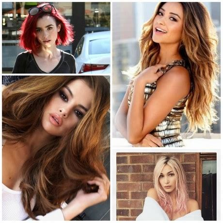 hairstyles colours 2017 hairstyles and colours 2017