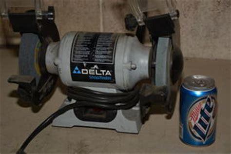 delta 6 bench grinder delta gr150 6 bench grinder 120v 3600rpm 2 5a 1 ph 1 2 arbor type 1 11304