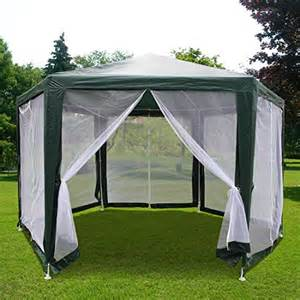 Gazebo Shade Screen by Quictent 174 6 X6 X6 Outdoor Hexagon Canopy Party Tent