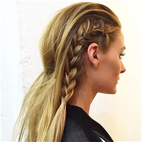 edgy hairstyles with braids hair how to edgy braids olivia palermo