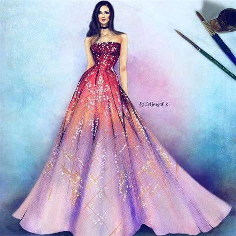 fashion design best 20 fashion illustration dresses ideas on