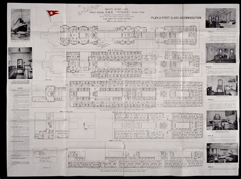 Minecraft House Blueprints Plans rms titanic fact sheet explore royal museums greenwich