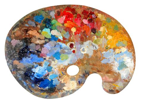Painting Palette by Painters Palette Open Spaces Feng Shui
