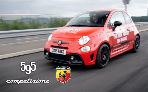what make is fiat new abarth 595 competizione review 2016