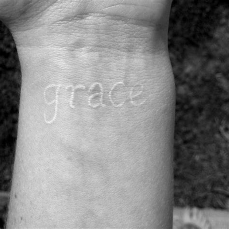 grace tattoo wrist 25 best ideas about grace tattoos on cross