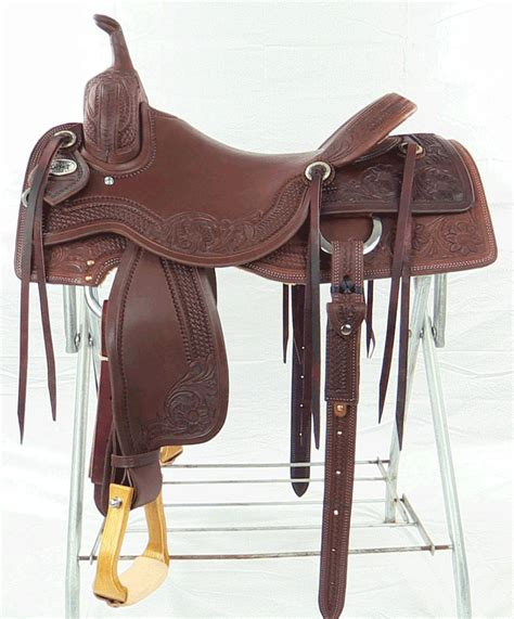 horse saddle proto cow horse saddle 1