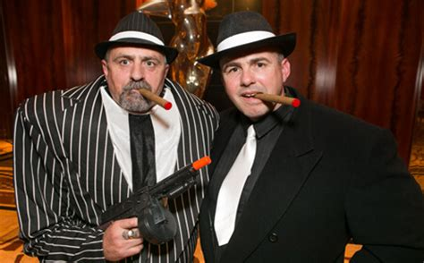 Boys Curtains Gatsby 1920s Event Theme Ideas
