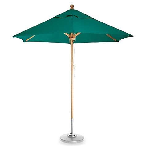 Brown Patio Umbrella Buy Brown 8 Foot Octagon Patio Umbrella In Bermuda From Bed Bath Beyond