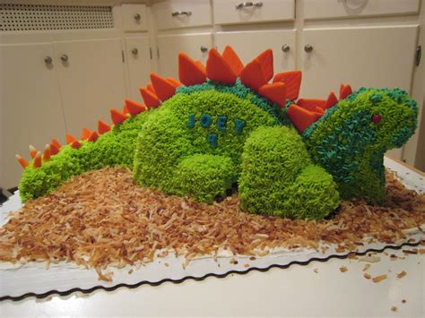 3d dinosaur cake template best photos of dinosaure birthday cake printable template