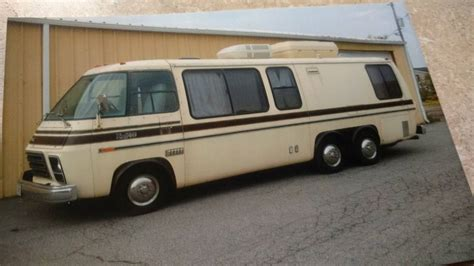 gmc kingsley motorhome 1977 gmc kingsley 26ft motorhome for sale in mansfield ohio