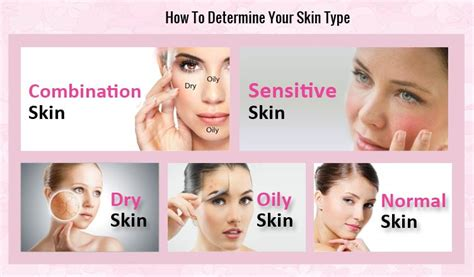 skin types how to determine your skin type makeup in india