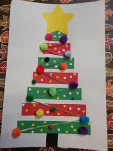pre k christmas tree craft pre k pinterest