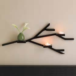 Crafting Selves - diy west elm inspired branch shelves creative unravelings