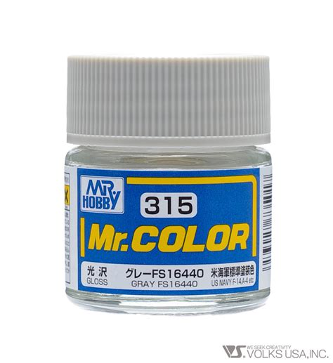 Mr Color Gray Fs16440 C315 tools materials paints creos mr color mr color