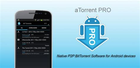 atorrent pro torrent client v2 2 3 7 apk downloader of android apps and apps2apk - Atorrent Pro Apk