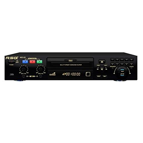 best multi format player rsq neo22 multi format karaoke player record usb and disc