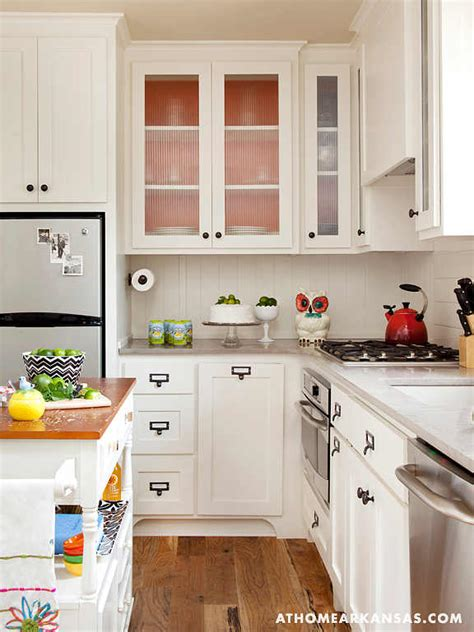 Small Cottage Kitchen Ideas by Cottage Of The Week Small Space Ideas Home Bunch