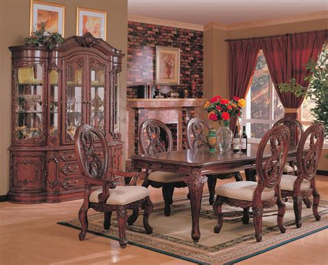 Dining Room Sets Traditional Style by Santa Clara Furniture Store San Jose Furniture Store